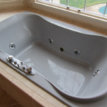 Commercial Jacuzzi Conversion BEFORE